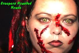 creepers haunted house