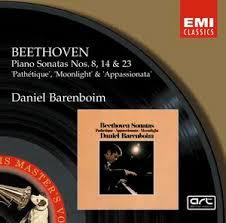 daniel barenboim beethoven piano sonatas