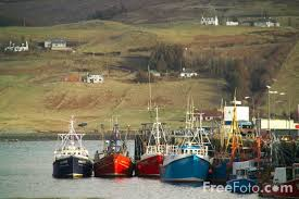 fishing boats scotland