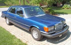 1979 mercedes 450sel