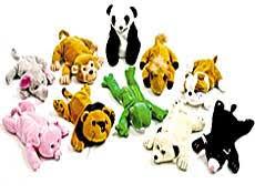 animals stuffed