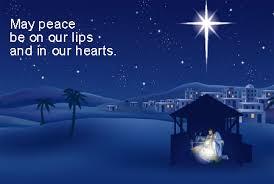 christmas greeting photo