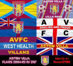 aston villa flags
