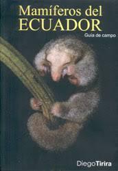 mamiferos del ecuador