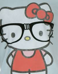 hello kitty talk nerdy to me
