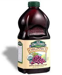 100 grape juice