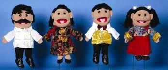 hispanic puppets