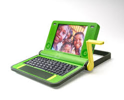 lime green dell laptop