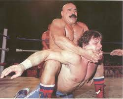 camel clutch wrestling