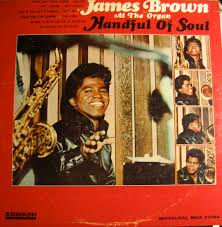 james brown record