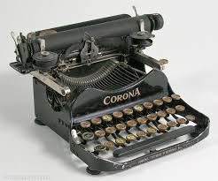corona typewriters