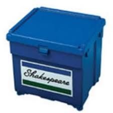 shakespeare fishing boxes