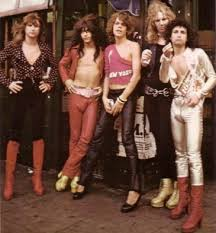 glam rock clothes
