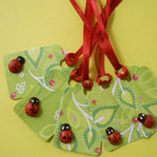 lady bird crafts