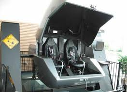 full motion flight simulators