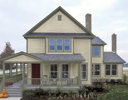 exterior house color combinations