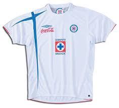camiseta cruz azul