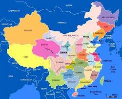 china state map