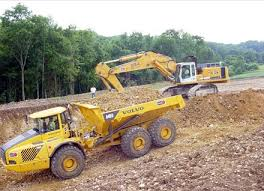 articulated dumpers