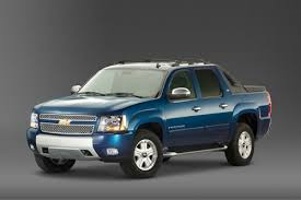 08 chevy avalanche