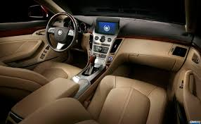 2009 cts coupe