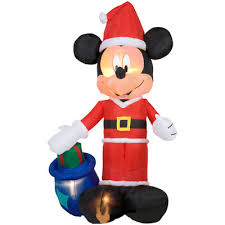 mickey mouse inflatable