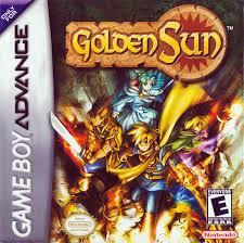 golden sun gameboy