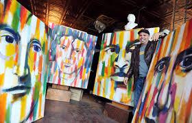 city artists