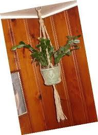macrame pot hangers