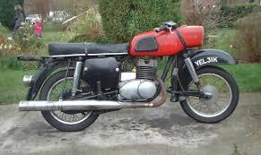 motor mz 250