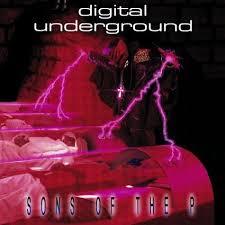 digital underground cds