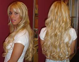 long hair extension