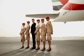 emirates uniform