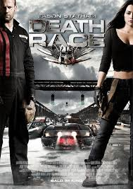 death race posters