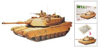 m1a1 abrams model