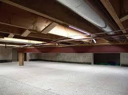 crawl space basement