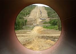 onshore pipelines