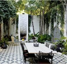 designer patio
