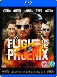 flight of the phoenix blu ray