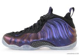 eggplant sneakers