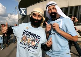 man city supporters
