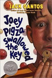 joey pigza swallowed the key by jack gantos