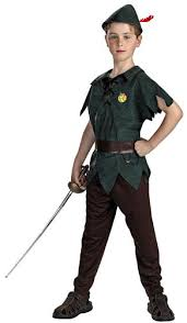 peter pan lost boys costume