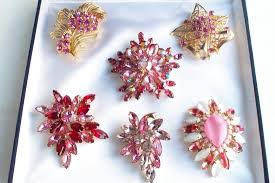 antique rhinestone jewelry