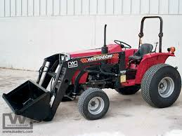 massey ferguson front end loader