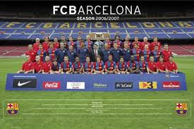 barcelona fc players