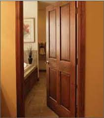 oak wood doors