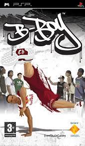 bboy the game