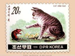 korea stamps