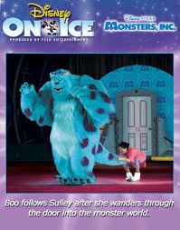 disney on ice monster inc